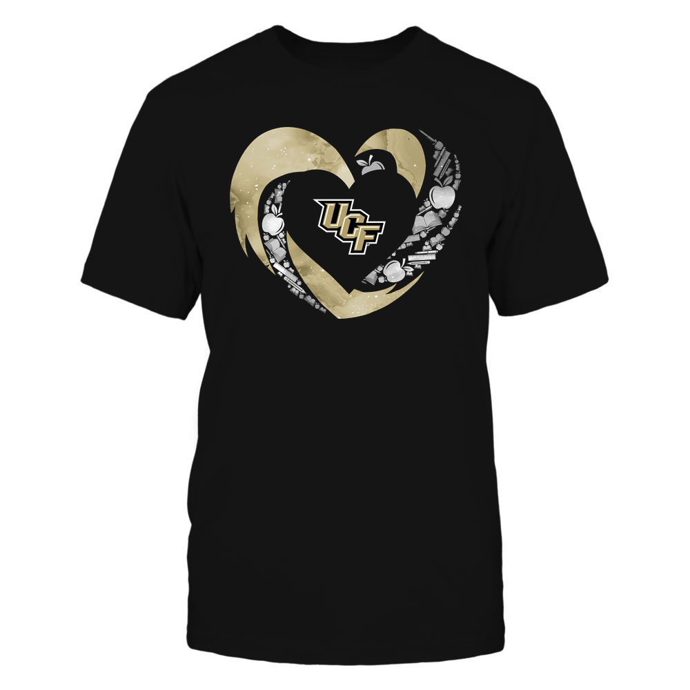 UCF Knights - Hurricane Heart - Teacher Things Inside Front picture