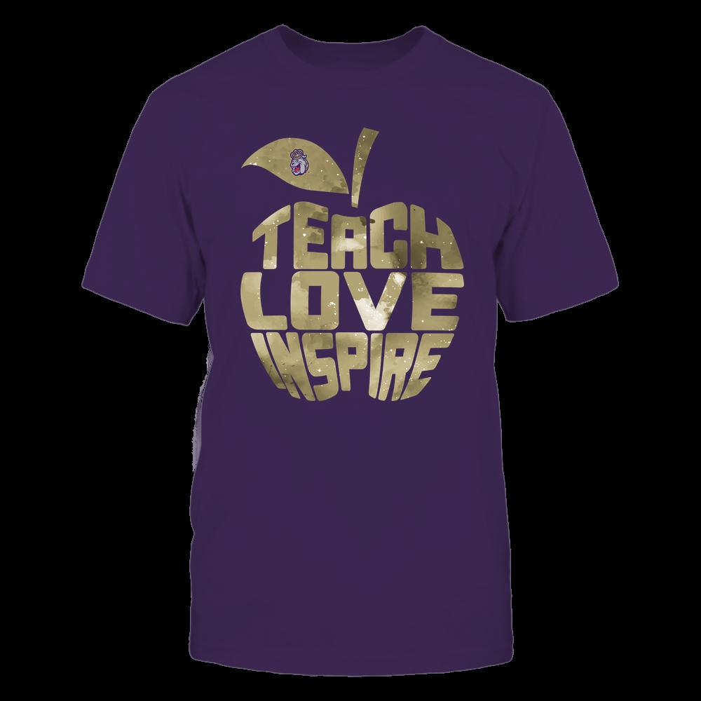 James Madison Dukes - Teacher - Teach Love Inspire  - Apple Galaxy Front picture