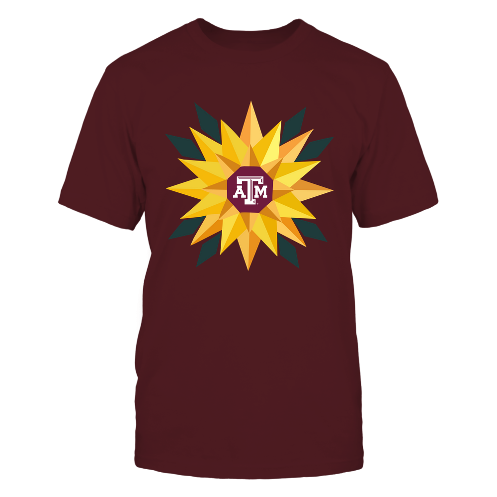 Texas A&M Aggies - Sunflower-Dymond-IF32-IC32-DS83 Front picture