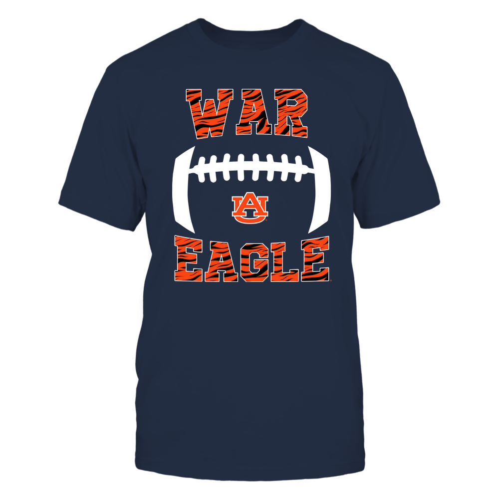 Auburn Tigers - Team-Slogan-Stripe-IF32-IC32-DS64 Front picture