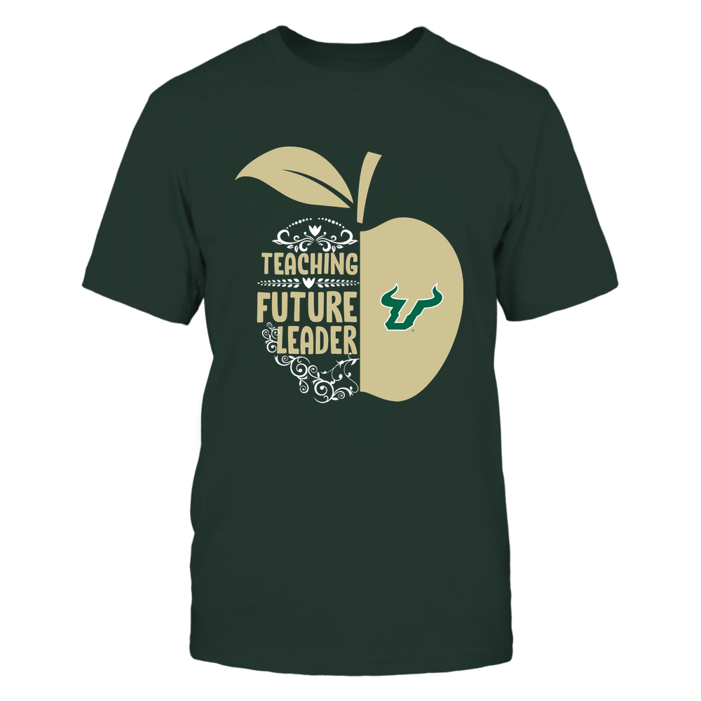 South Florida Bulls - Teaching-Future-Leader-Half-Apple-IF32-IC32-DS75 Front picture