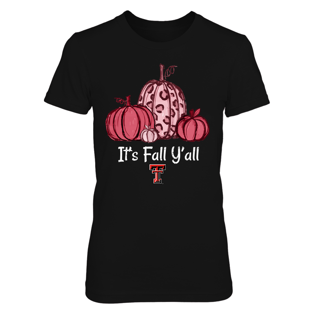 Texas Tech Red Raiders - It is Fall - Team - IF-IC32-DS84 Front picture