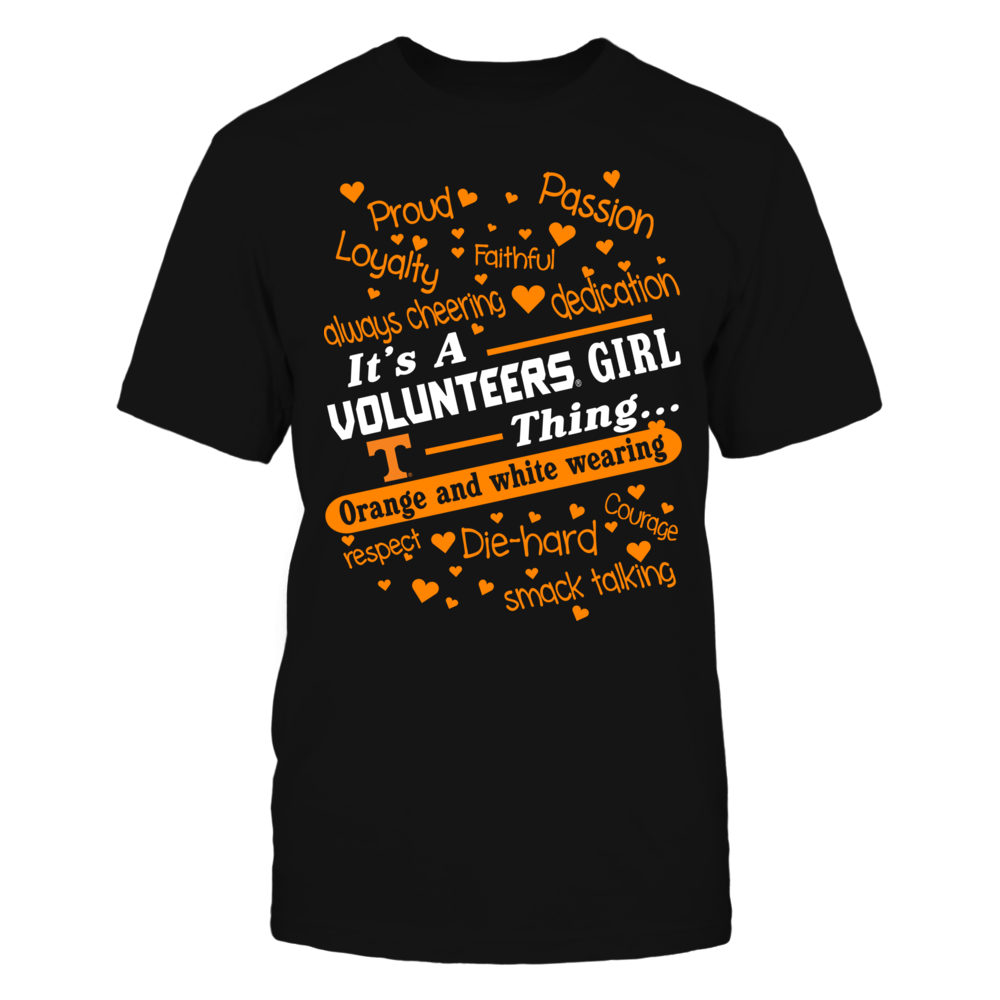 Tennessee Volunteers - It's A Girl Thing Front picture