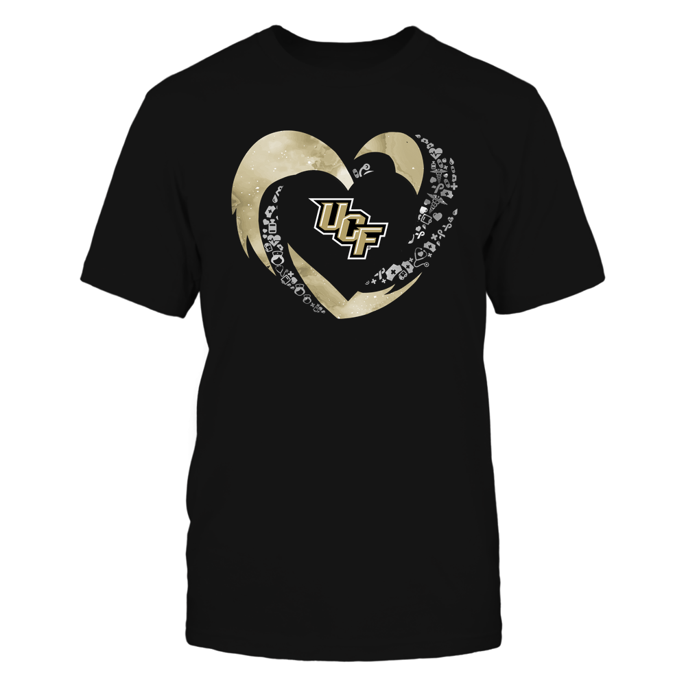 UCF Knights - Hurricane Heart - Nurse Things Inside - Team Front picture