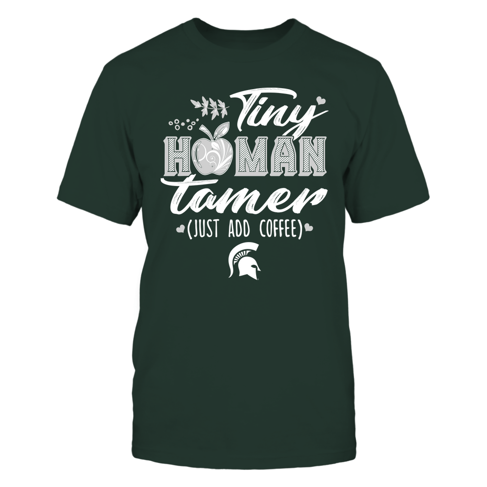 Michigan State Spartans - Fall - Teacher - Tiny Human Tamer - Team Front picture