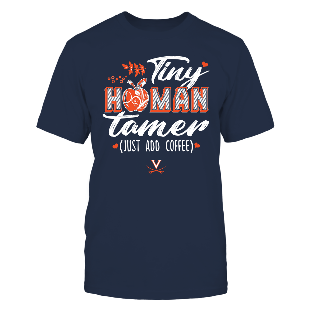 Virginia Cavaliers - Fall - Teacher - Tiny Human Tamer - Team Front picture