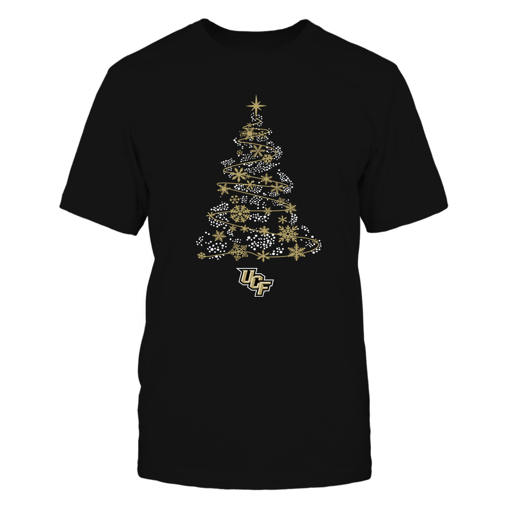 UCF Knights - 19093010177 - Sparkling Christmas Tree  - IF13-IC13-DS45 - APCX Front picture