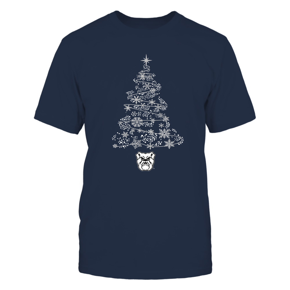 Butler Bulldogs - 19093010177 - Sparkling Christmas Tree  - IF13-IC13-DS45 - APCX Front picture