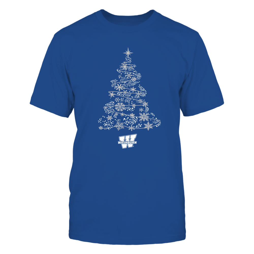 Washburn Ichabods - 19093010177 - Sparkling Christmas Tree  - IF13-IC13-DS45 - APCX Front picture