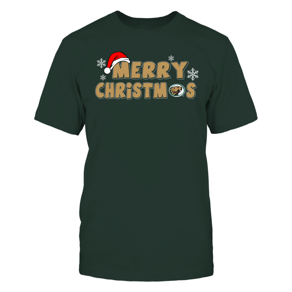 Bemidji State Beavers - 19093010178 - Merry Christmas Logo - IF13-IC13-DS37 - APCX Front picture