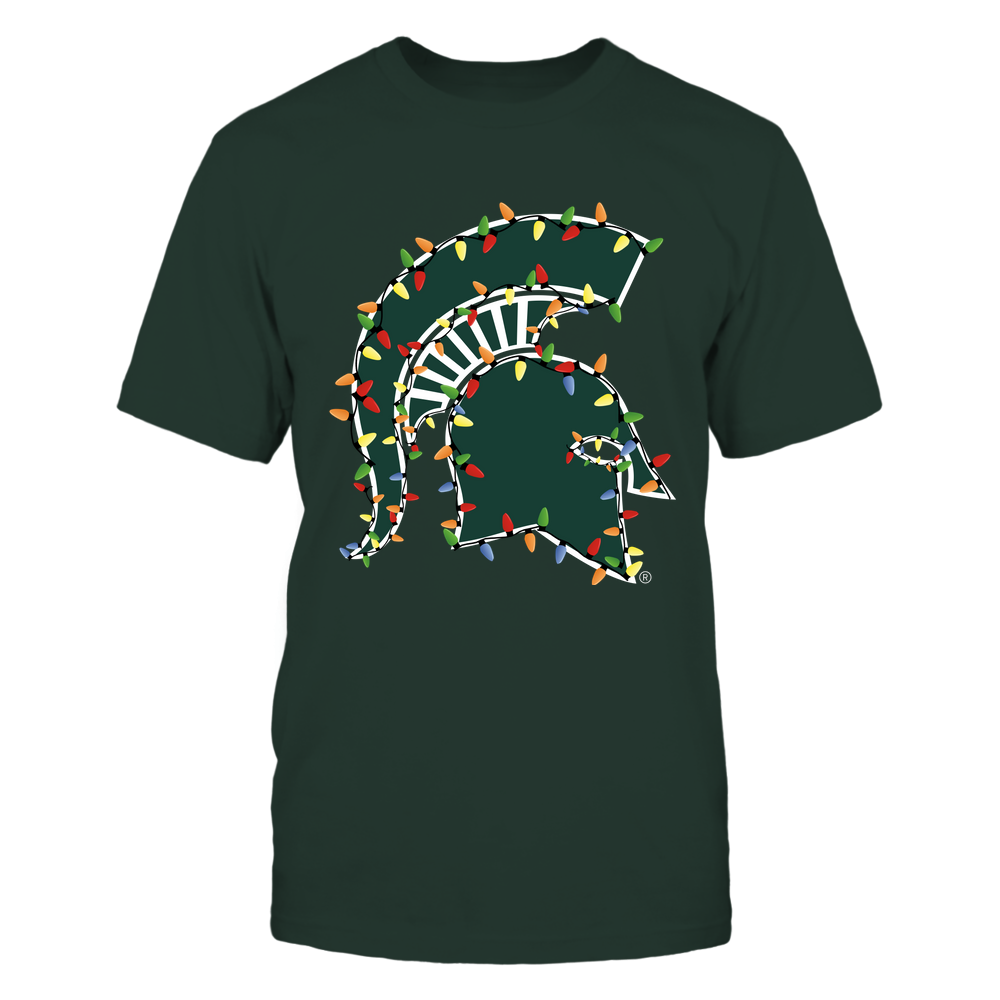 Michigan State Spartans - Logo Color Light - IF32-IC32-DS83 Front picture