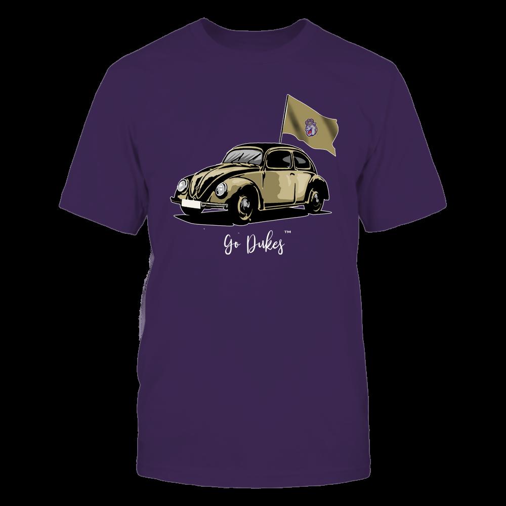 James Madison Dukes - V Car - Team Front picture