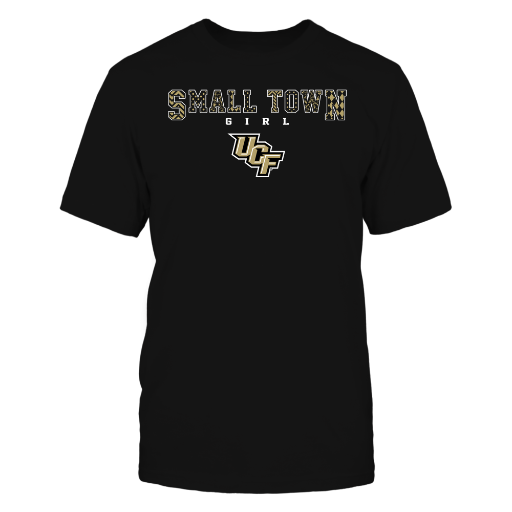 UCF Knights - Small Town Girl - Slogan Patterned - Team Front picture