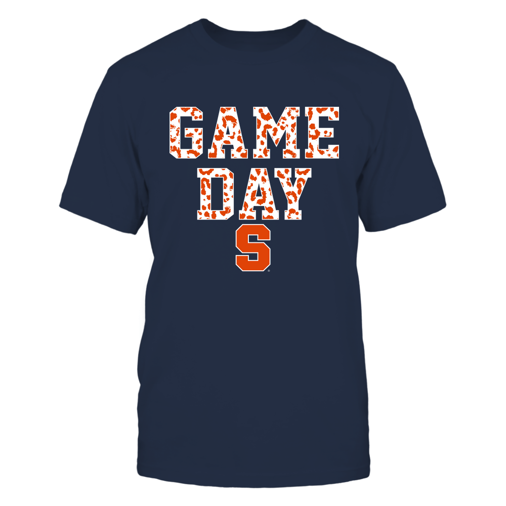 Syracuse Orange - Game Day 2 ^ Leopard Pattern Front picture