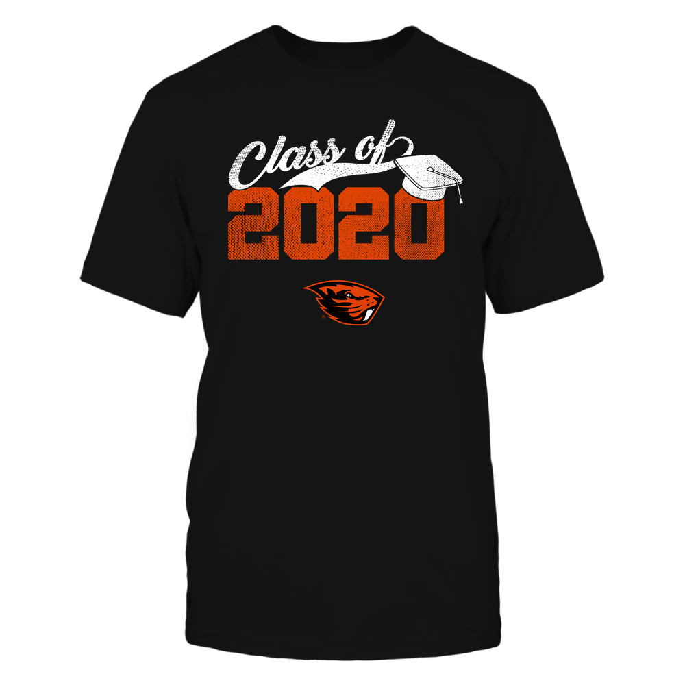 Oregon State Beavers - Class of 2020 - Team Front picture