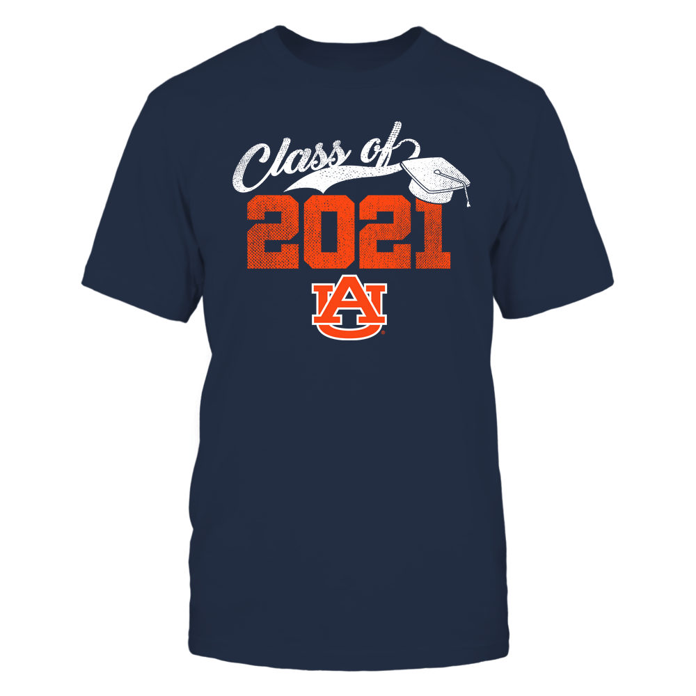 Auburn Tigers - Class of 2021 - Team Front picture
