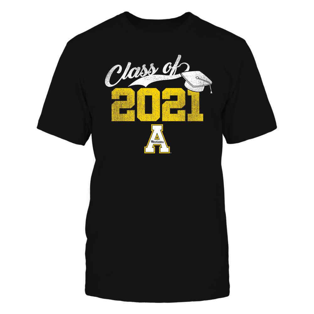 Appalachian State Mountaineers - Class of 2021 - Team Front picture