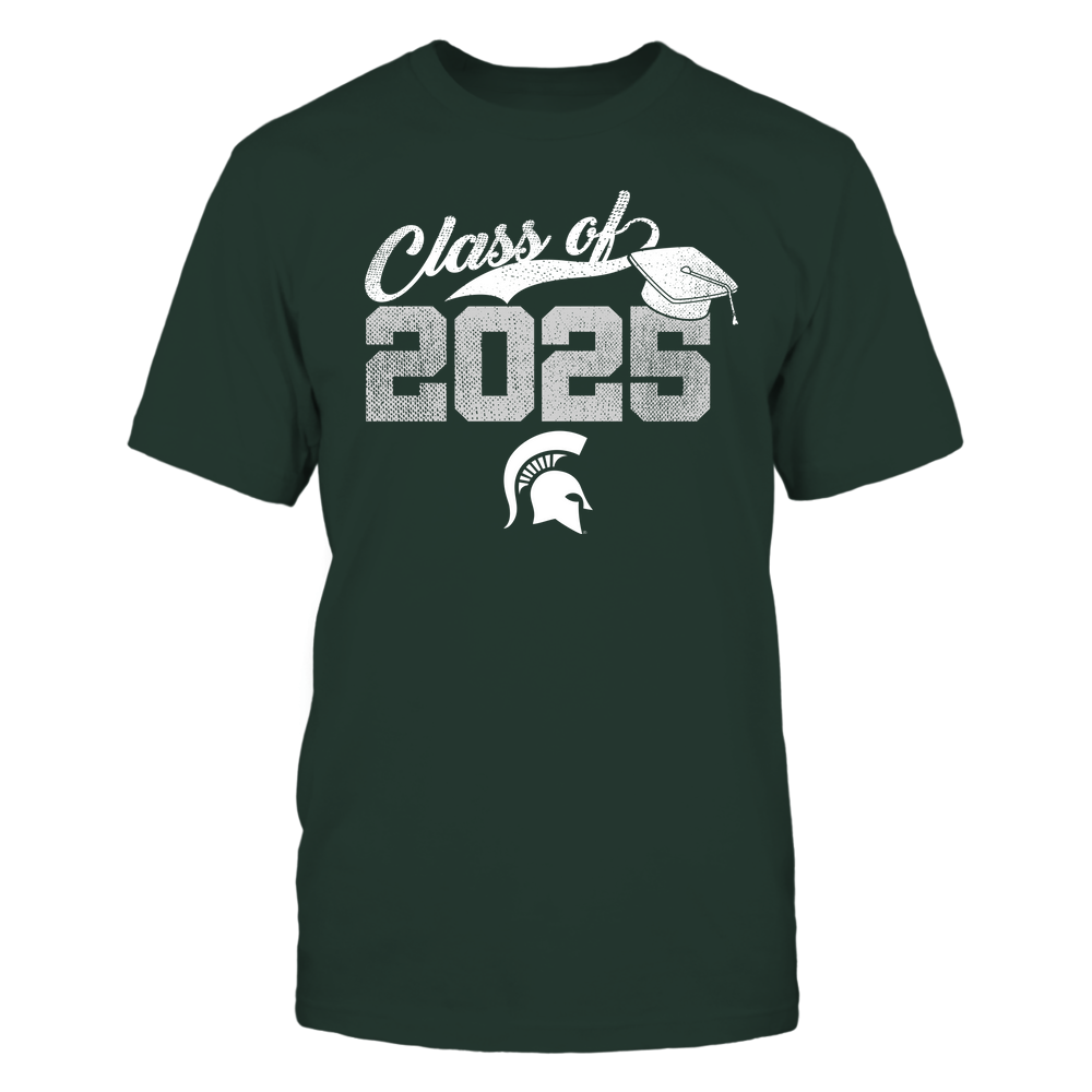Michigan State Spartans - Class of 2025 - Team Front picture