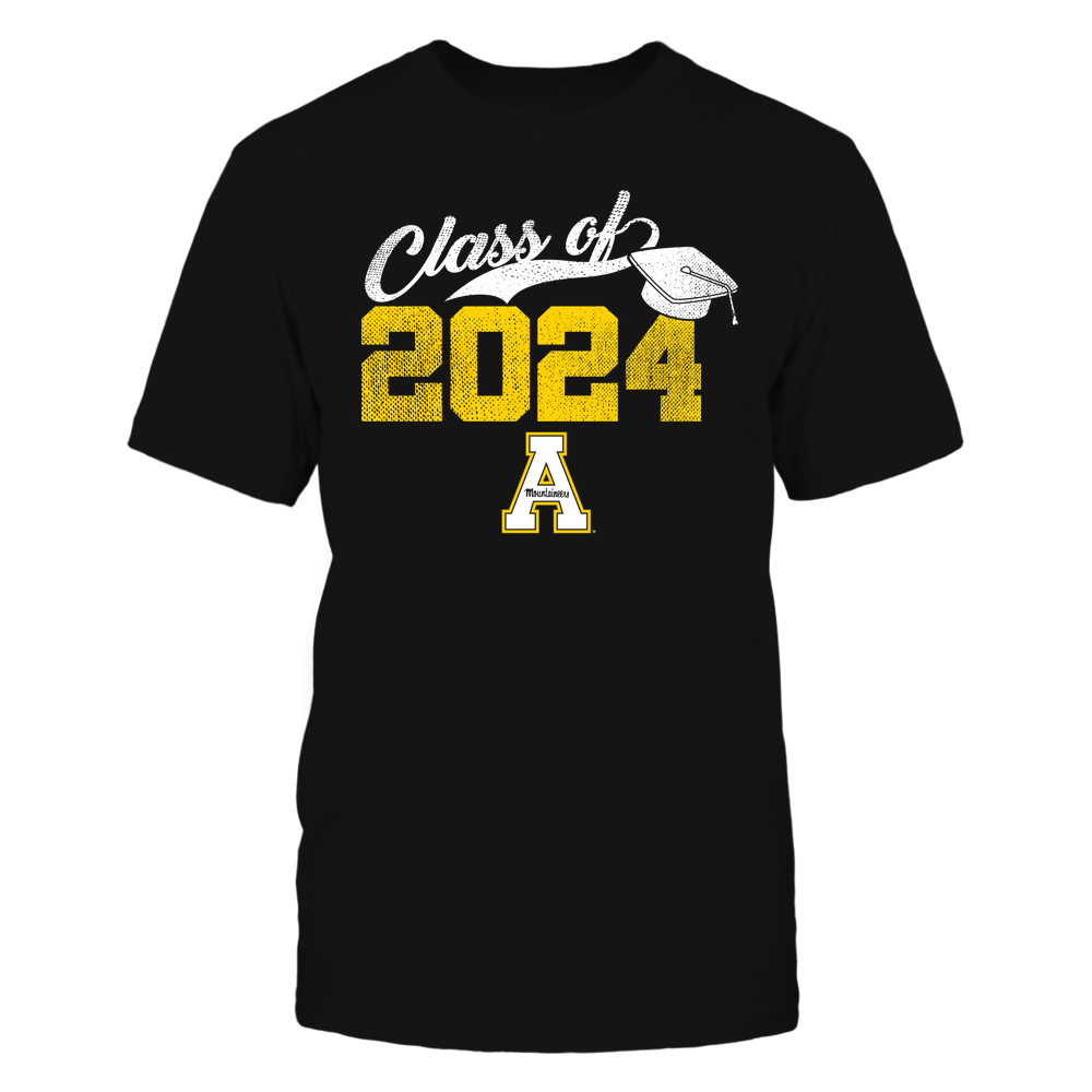 Appalachian State Mountaineers - Class of 2024 - Team Front picture