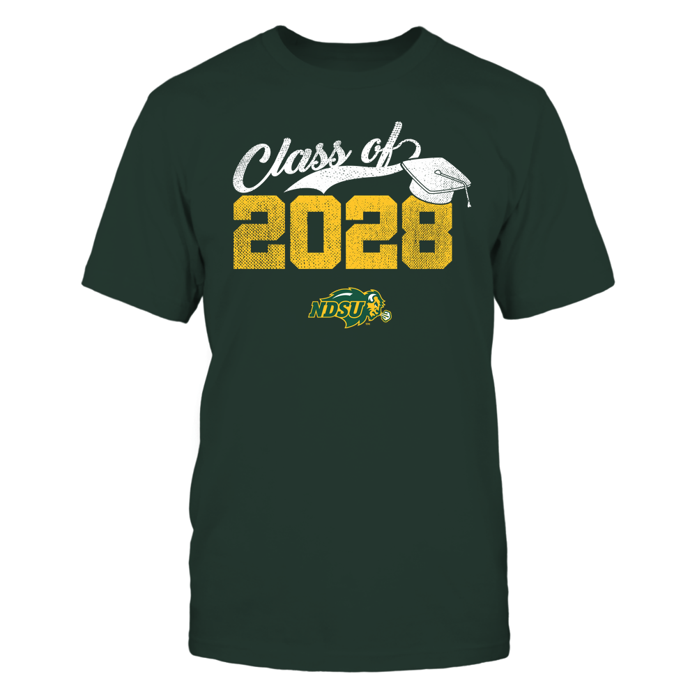 North Dakota State Bison - Class of 2028 - Team Front picture