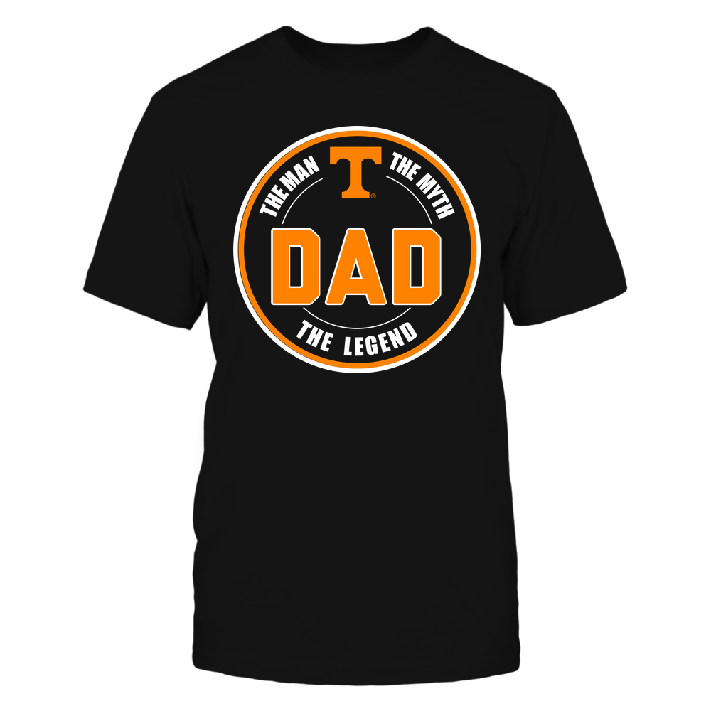 Tennessee Volunteers - Dad  - The Legend - Team Front picture