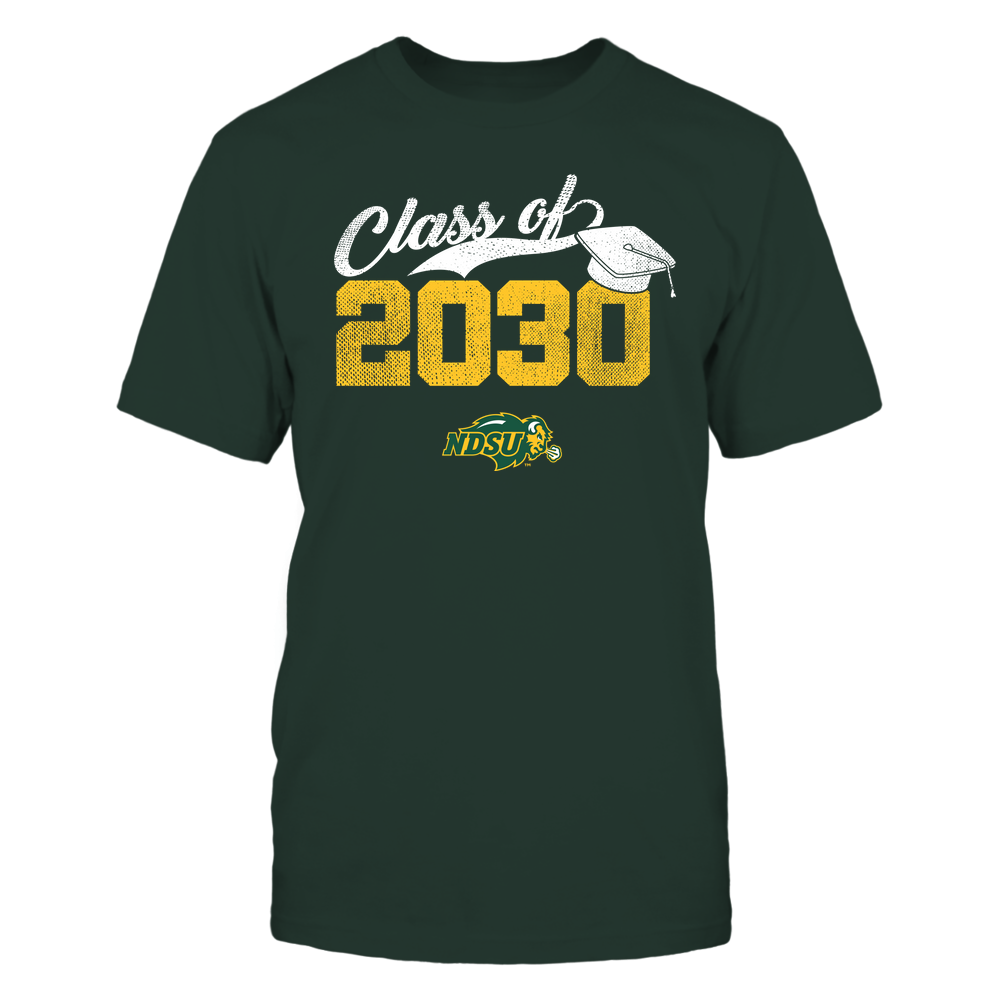 North Dakota State Bison - Class of 2030 - Team Front picture