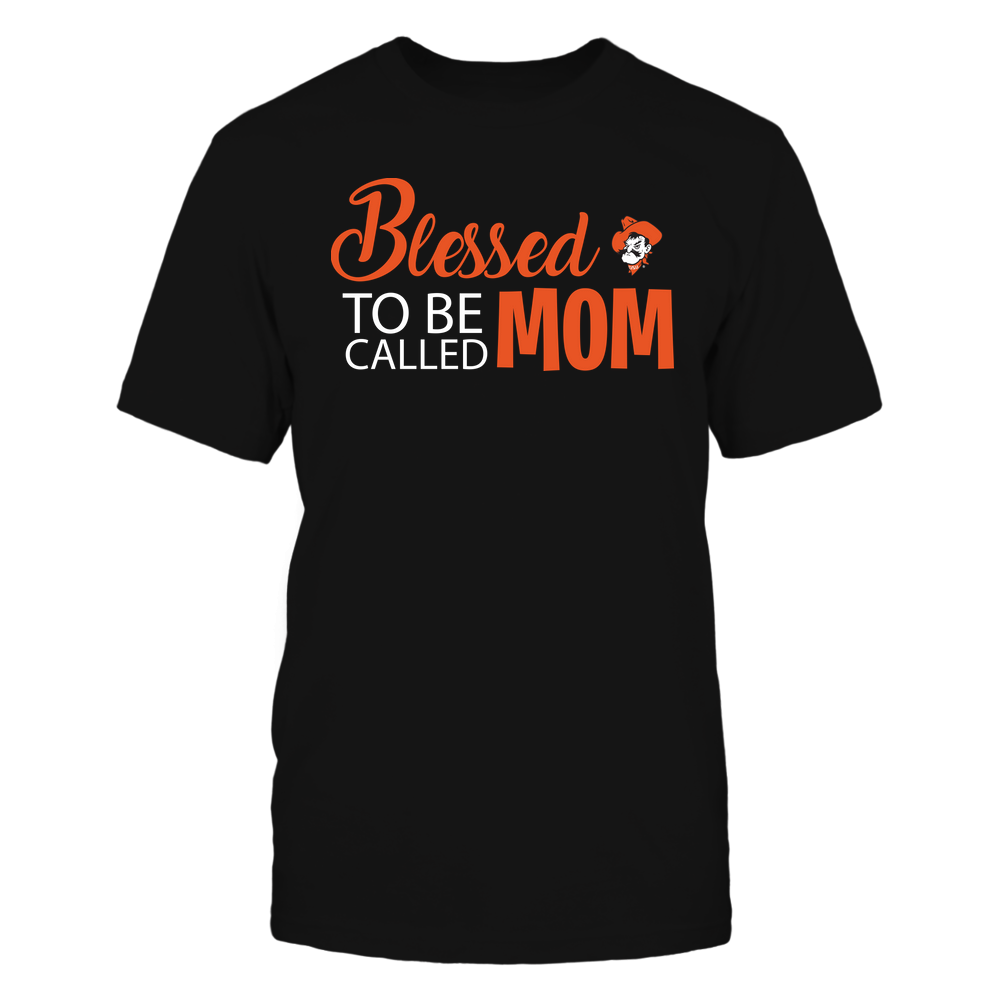 Oklahoma State Cowboys - Blessed To Be Called Mom - Team Front picture