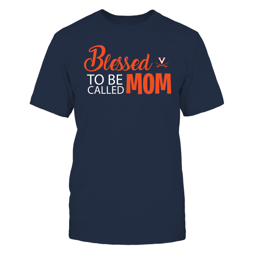 Virginia Cavaliers - Blessed To Be Called Mom - Team Front picture