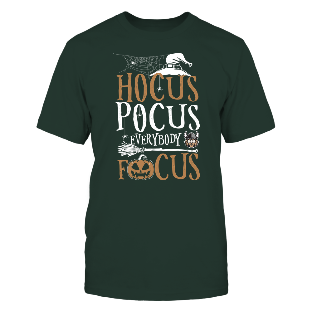 Cleveland State Vikings - Teacher - Hocus Pocus Everybody Focus - Team Front picture