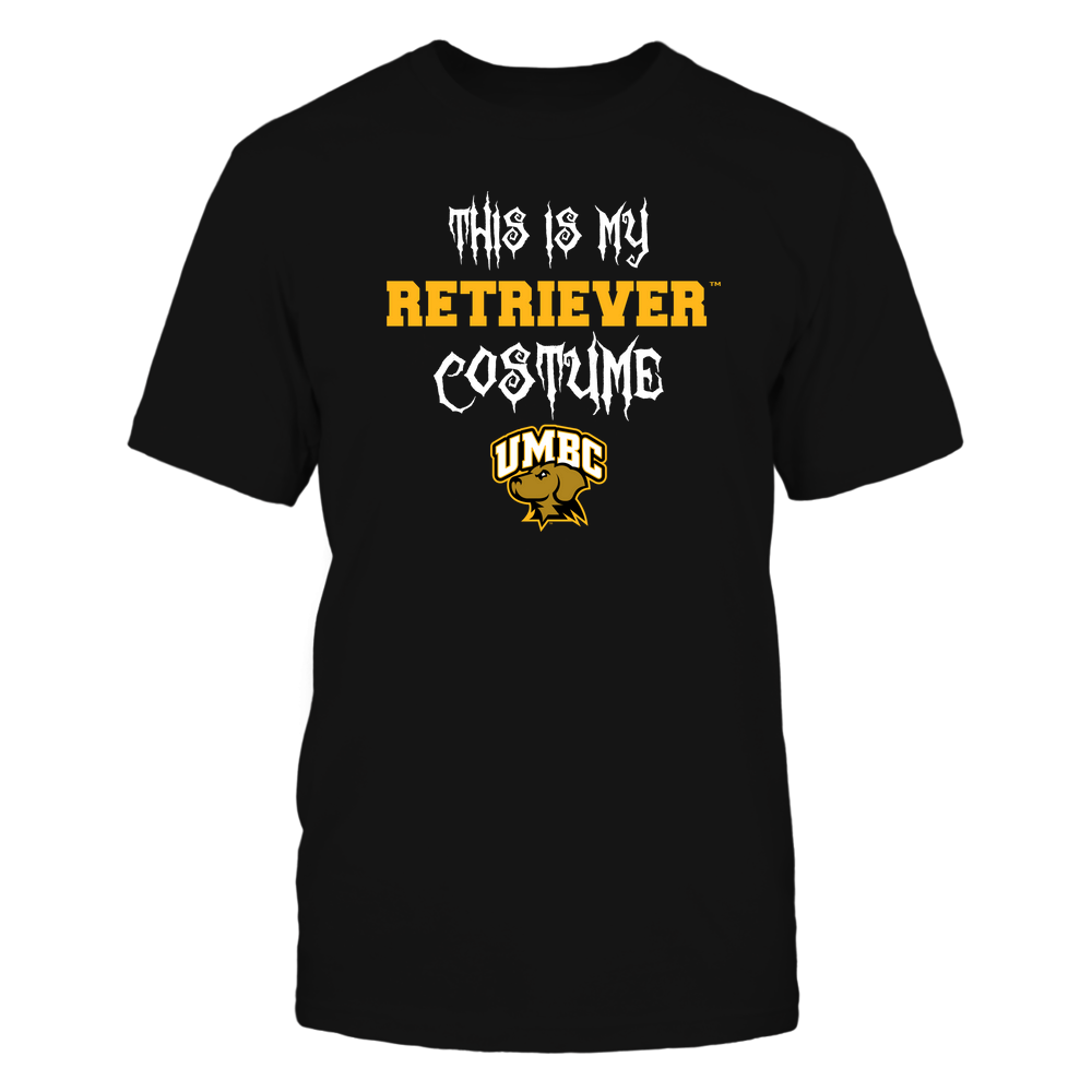 UMBC Retrievers - This Is My Halloween Costume - Mascot - Team Front picture
