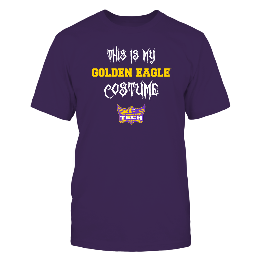 Tennessee Tech Golden Eagles - This Is My Halloween Costume - Mascot - Team Front picture