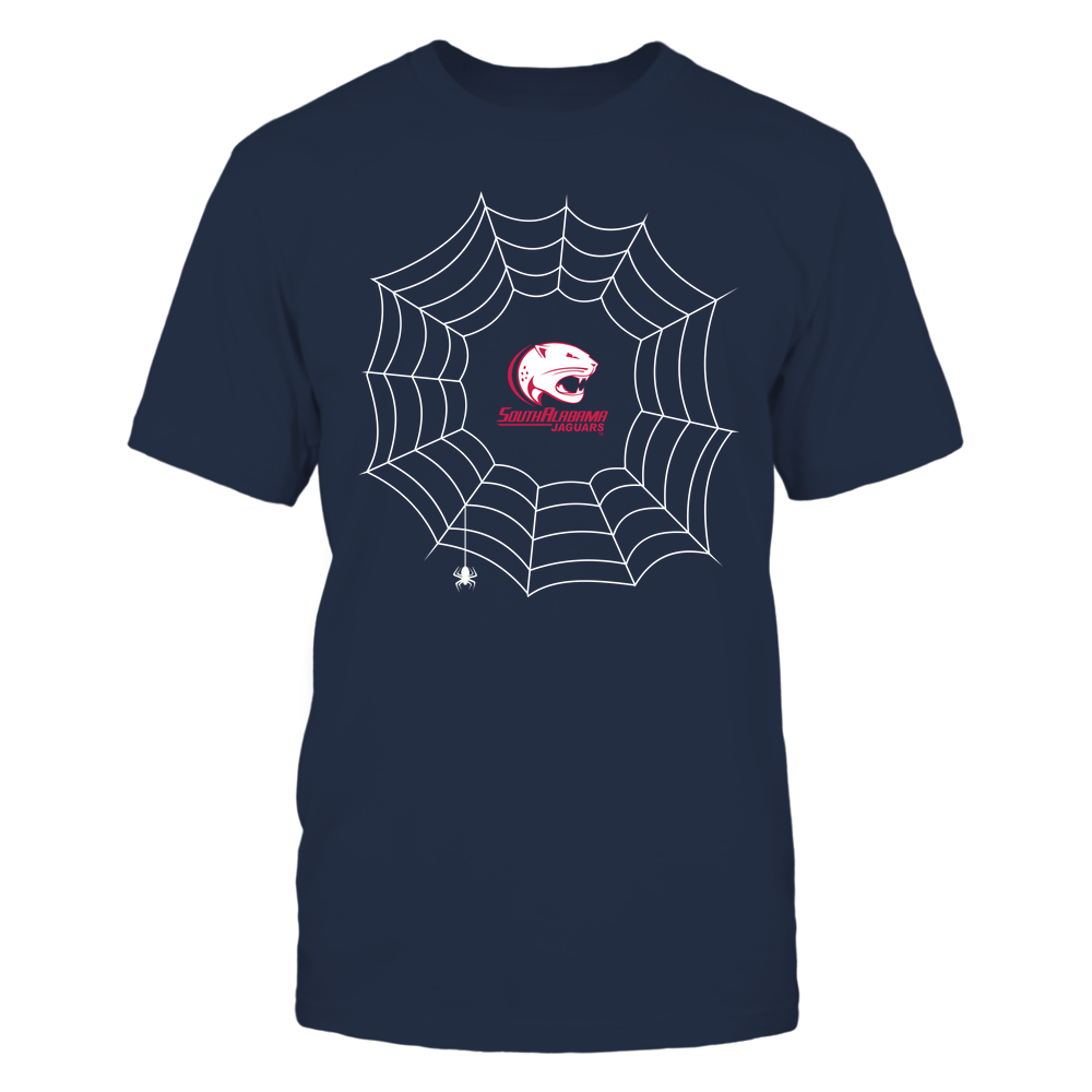 South Alabama Jaguars - Halloween Spiderweb Costume - Team Front picture