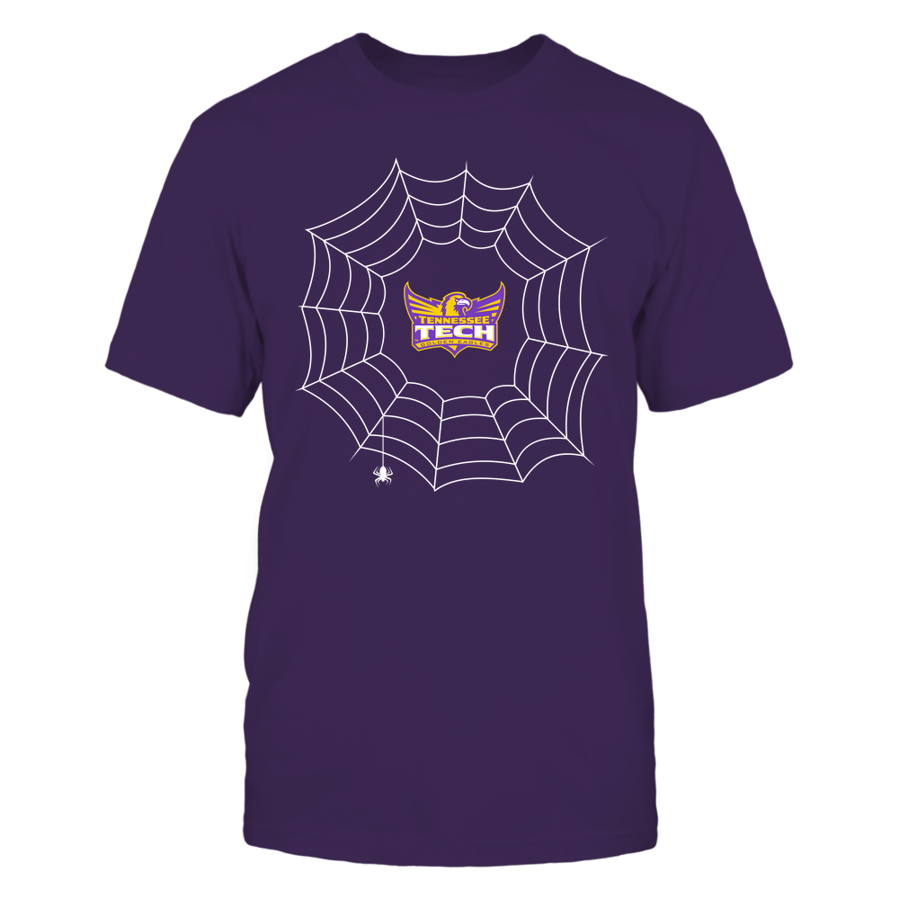 Tennessee Tech Golden Eagles - Halloween Spiderweb Costume - Team Front picture
