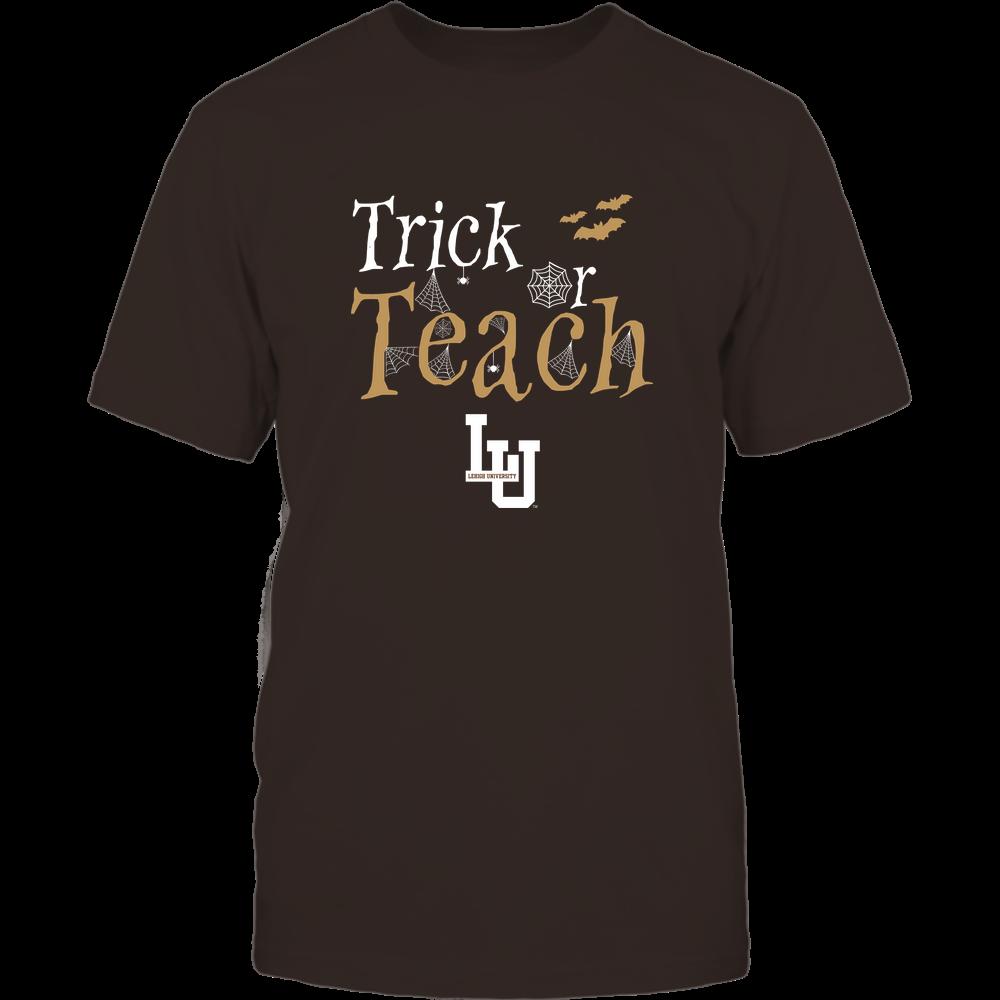 Lehigh Mountain Hawks - Teacher Halloween - Trick Or Teach - Team Front picture