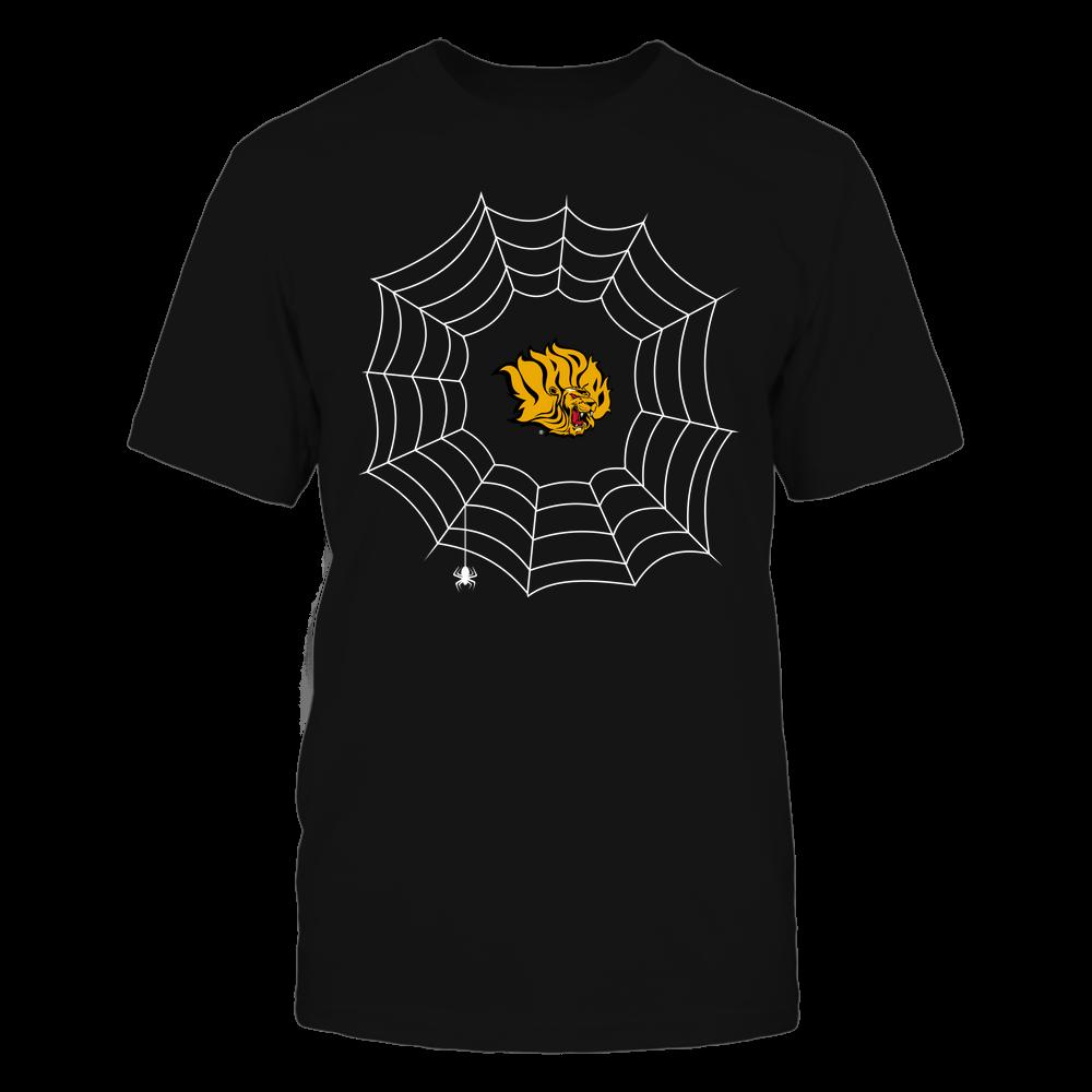 Arkansas Pine Bluff Golden Lions - Halloween Spiderweb Costume - Team Front picture
