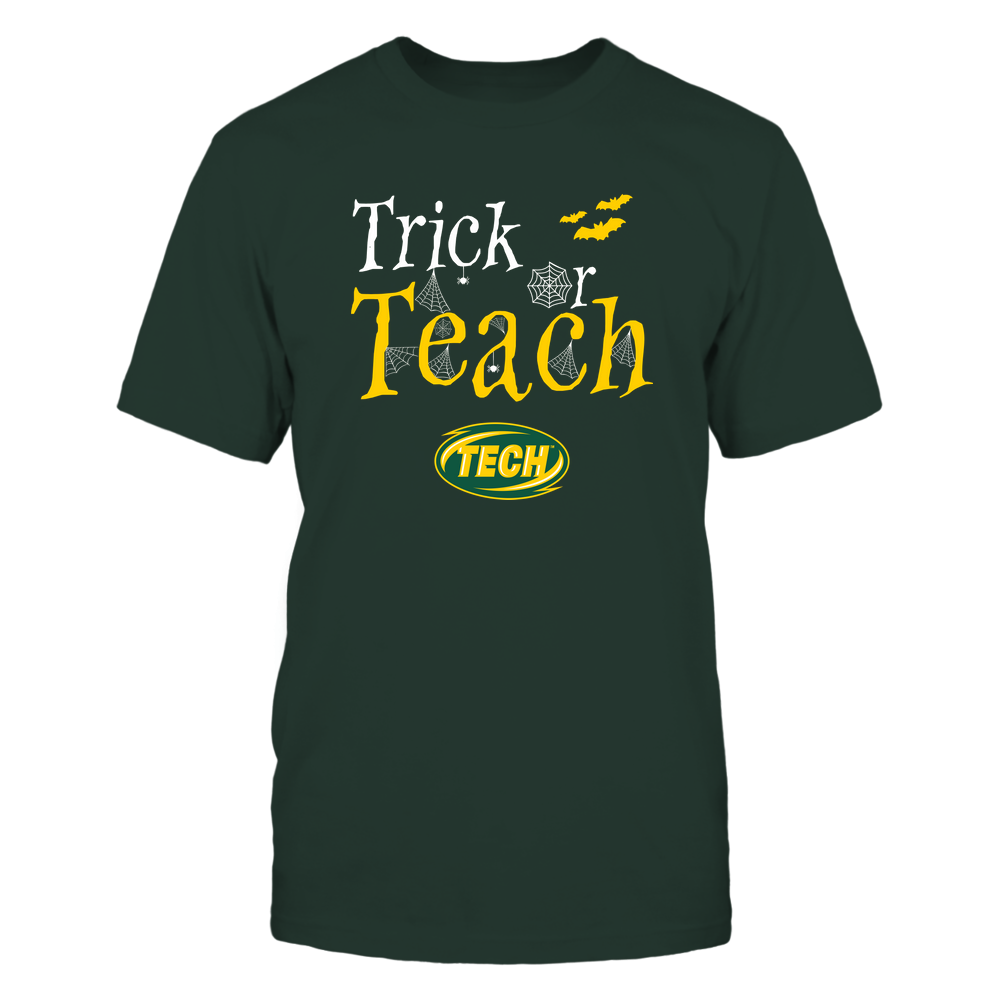 Arkansas Tech Golden Suns - Teacher Halloween - Trick Or Teach - Team Front picture