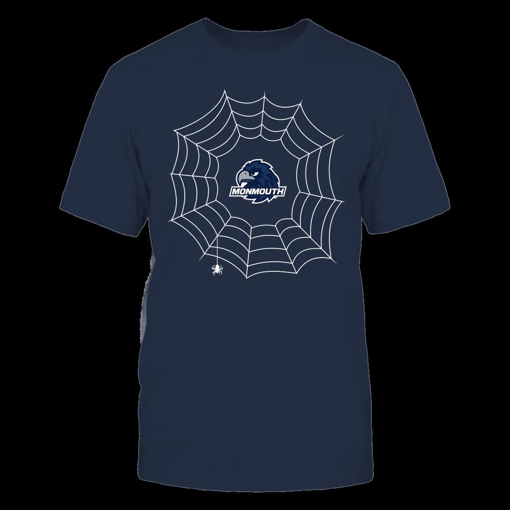 Monmouth Hawks - Halloween Spiderweb Costume - Team Front picture