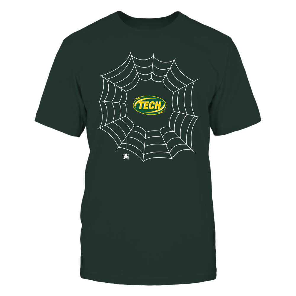 Arkansas Tech Golden Suns - Halloween Spiderweb Costume - Team Front picture