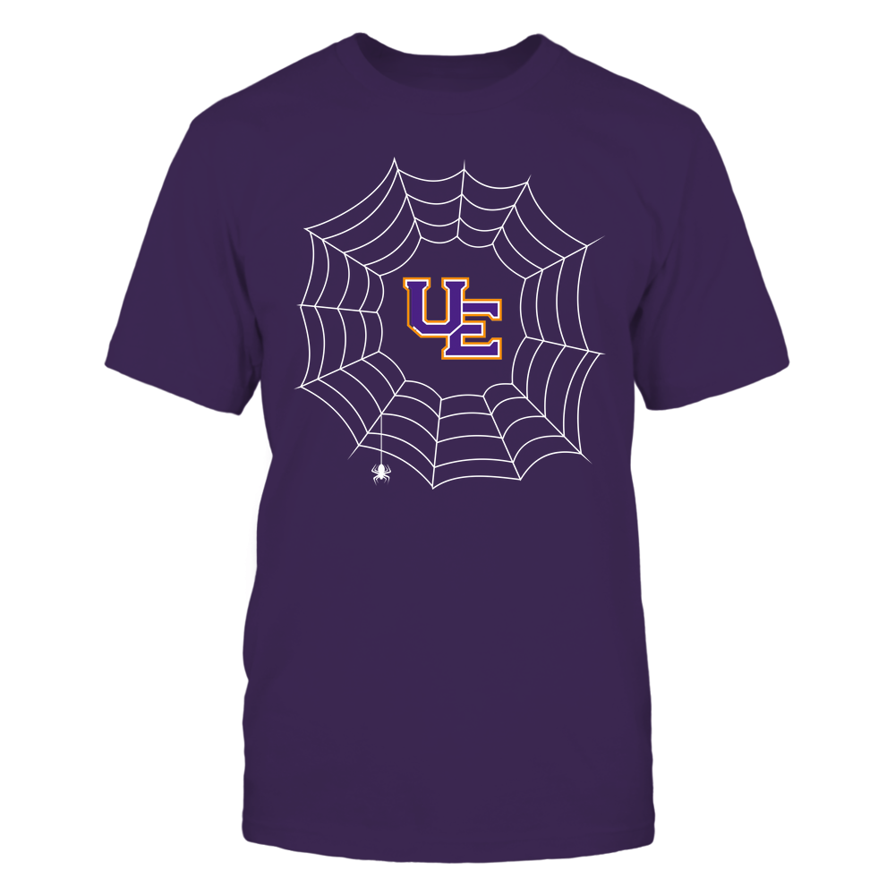 Evansville Purple Aces - Halloween Spiderweb Costume - Team Front picture