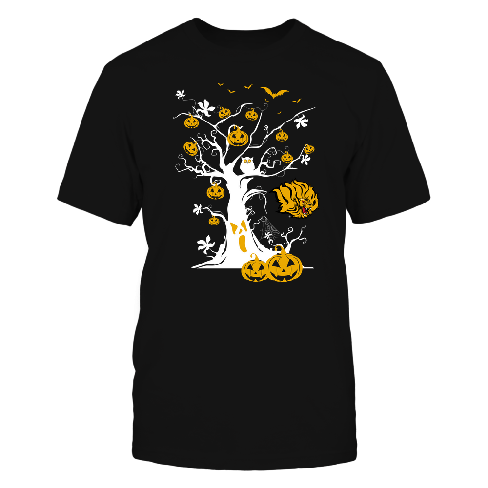 Arkansas Pine Bluff Golden Lions - Halloween - Halloween Tree - Team Front picture