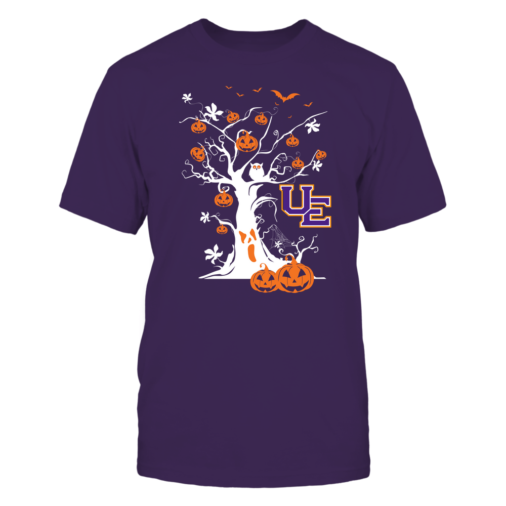 Evansville Purple Aces - Halloween - Halloween Tree - Team Front picture