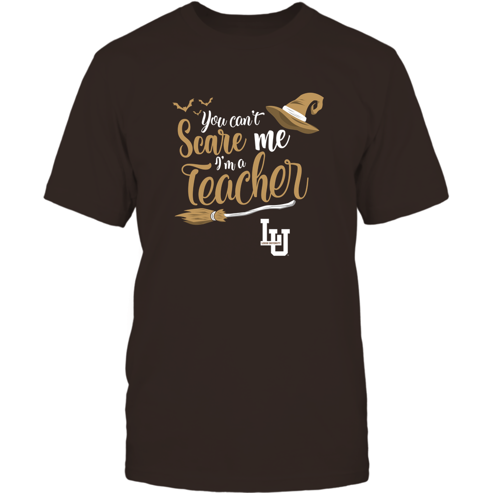 Lehigh Mountain Hawks - Halloween - You Can't Scare Me I'm A Teacher - Team Front picture