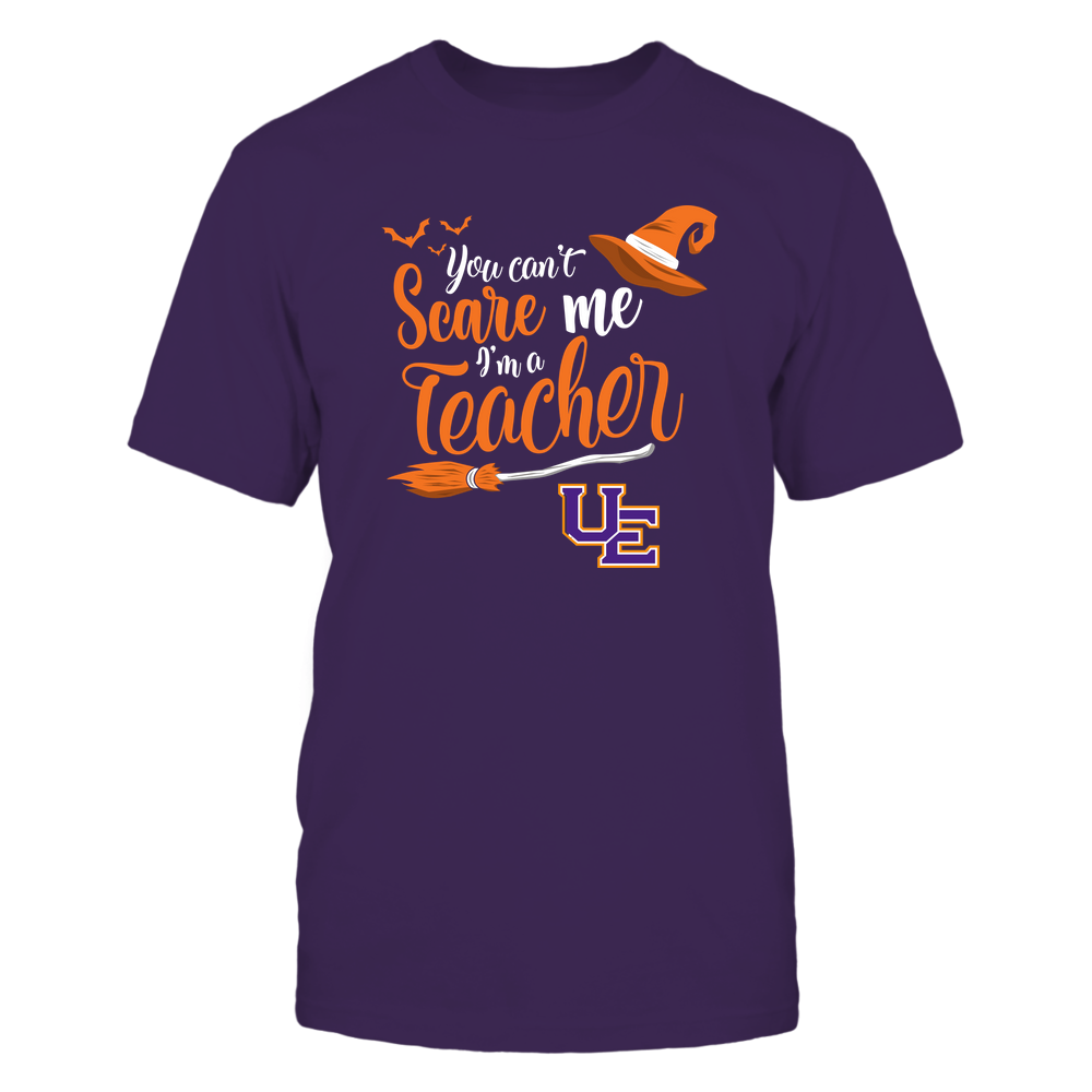 Evansville Purple Aces - Halloween - You Can't Scare Me I'm A Teacher - Team Front picture