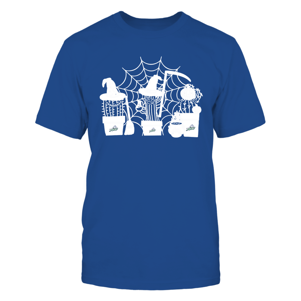Florida Gulf Coast Eagles - Three Pots Of Cactus - Halloween - Team Front picture
