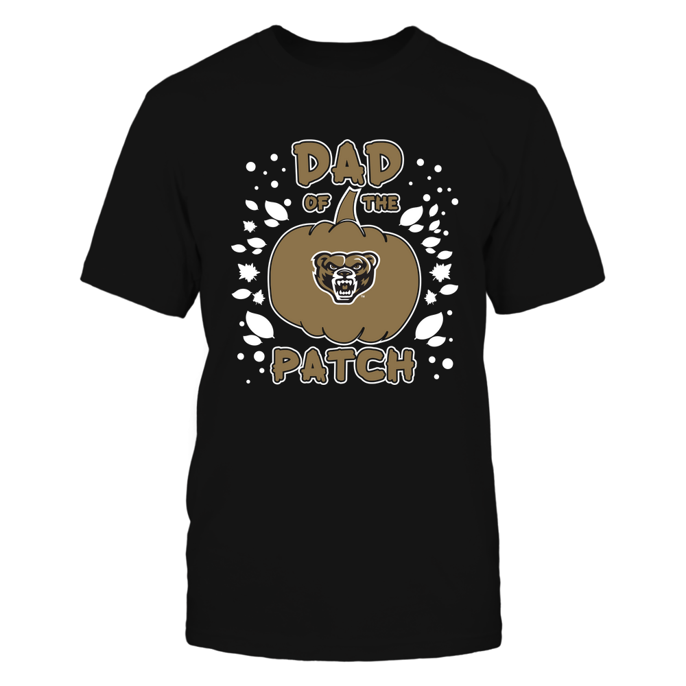 Oakland Golden Grizzlies - Dad Of The Patch - Team Front picture