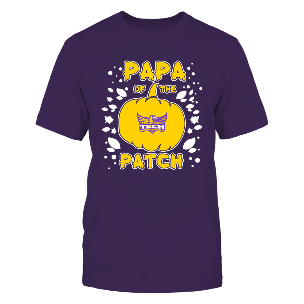 Tennessee Tech Golden Eagles - Papa Of The Patch - Team Front picture