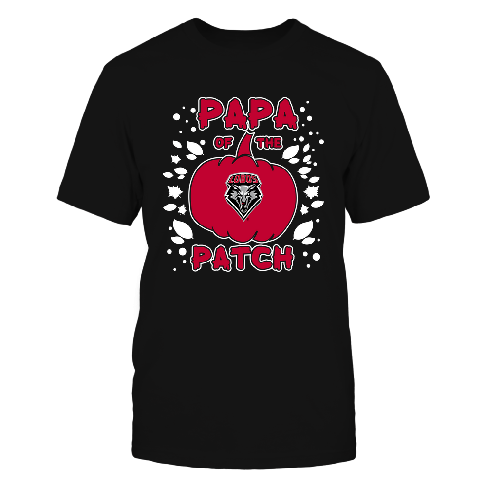 New Mexico Lobos - Papa Of The Patch - Team Front picture