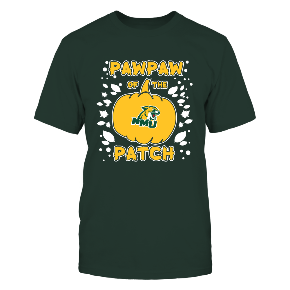 Northern Michigan Wildcats - Pawpaw Of The Patch - Team Front picture