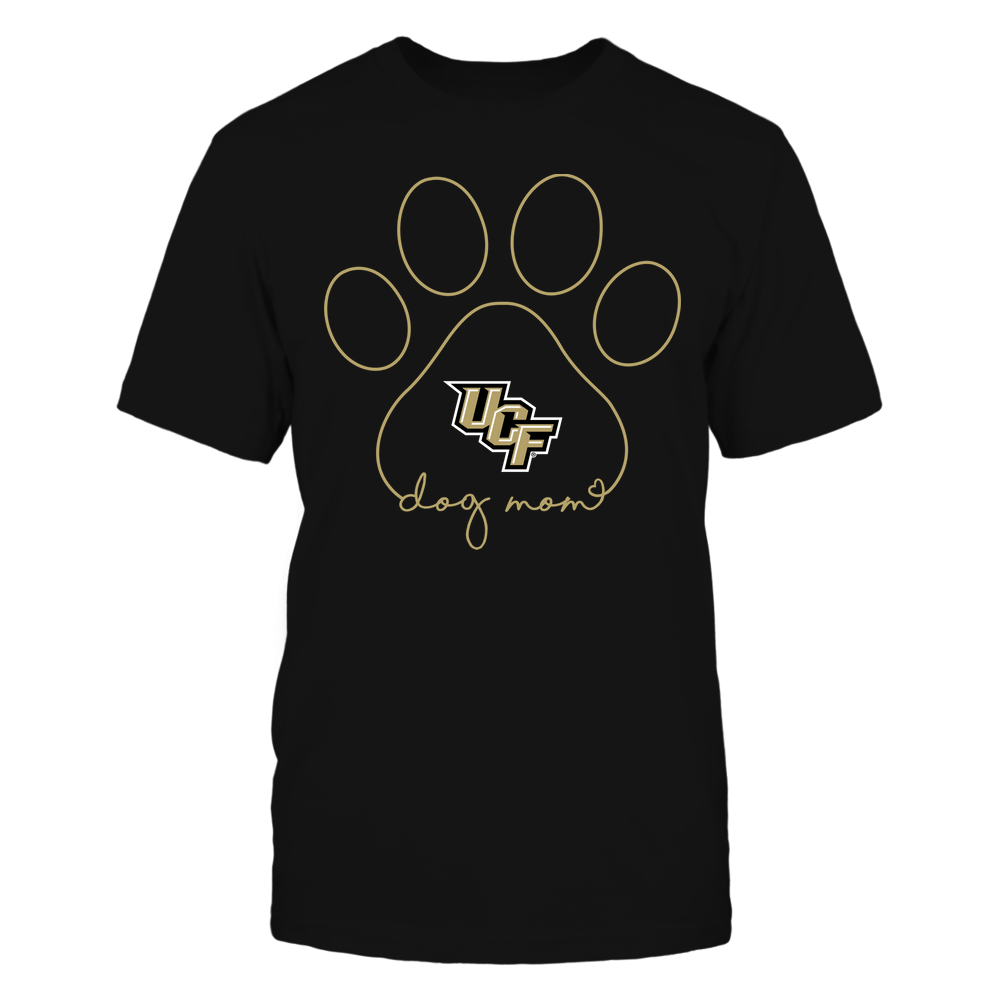 UCF Knights - Dog Mom - Paw  - Team Front picture