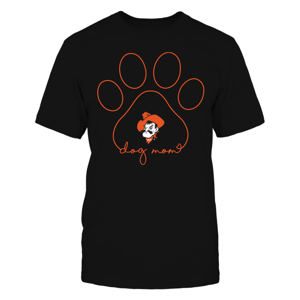 Oklahoma State Cowboys - Dog Mom - Paw  - Team Front picture